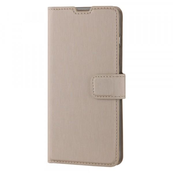 BeHello Samsung Galaxy S10 Plus Hoesje - Gel Wallet Case Met Ruimte Voor 3 Pasjes Goud