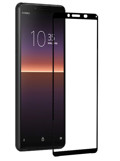 BeHello Sony Xperia 10 II Screenprotector High Impact Glass