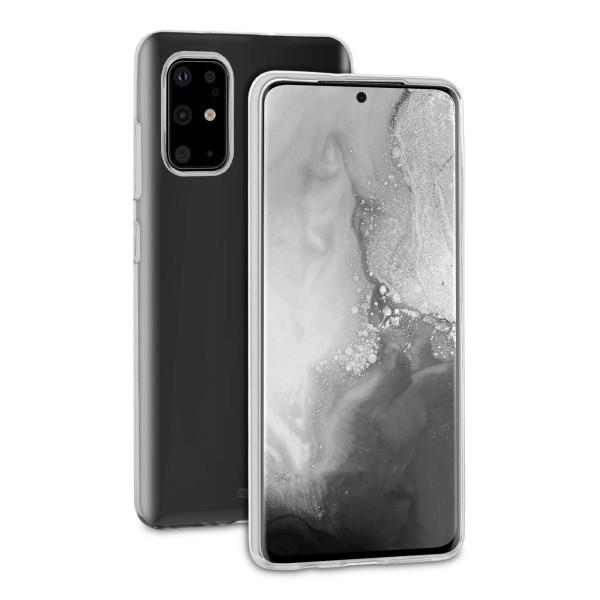 BeHello Samsung Galaxy S20+ ThinGel Siliconen Hoesje Transparant