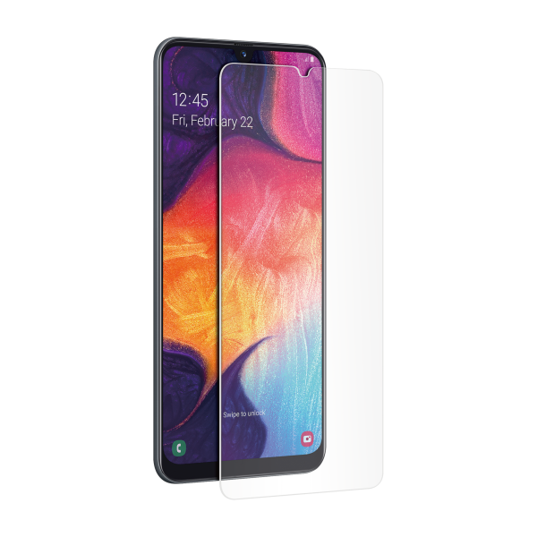 BeHello Samsung Galaxy A50 Screenprotector Tempered Glass - High Impact Glass