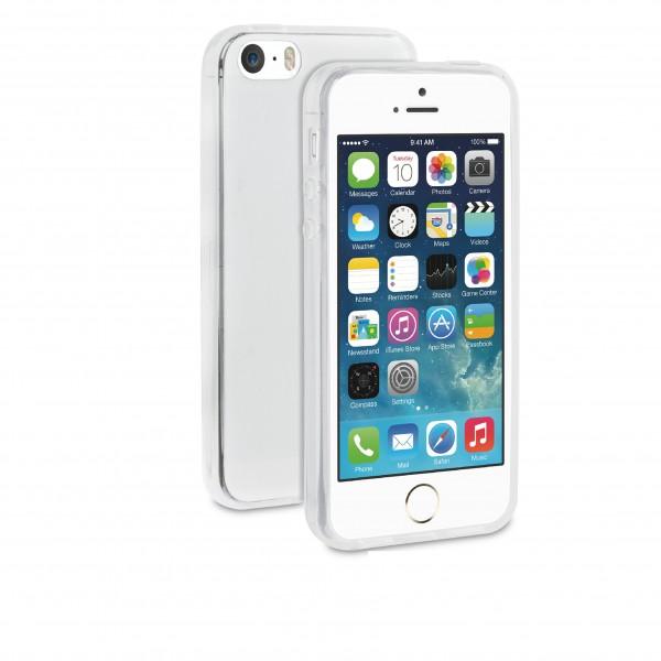 BeHello iPhone 5 / 5S / SE Gel Case transparent