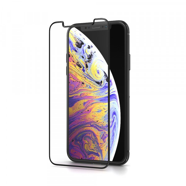 BeHello iPhone 11 Pro Max / Xs Max Screenprotector High Impact Glass