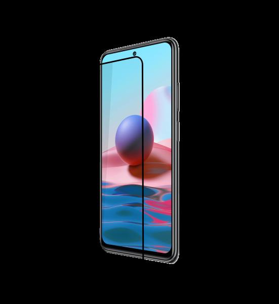 BeHello Xiaomi Redmi Note 10 High Impact Glass Screen (AP) Anti-Bacterial