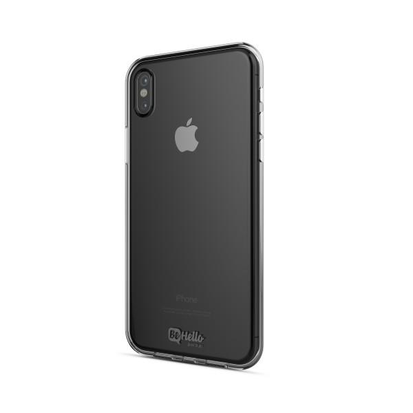 BeHello ThinGel Back Case Transparant voor iPhone X Xs
