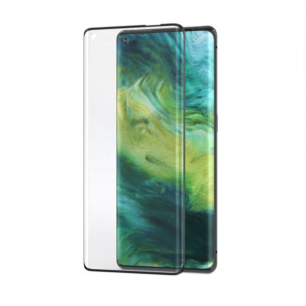 BeHello Oppo Find X2 / Find X2 Pro Screenprotector High Impact Glass