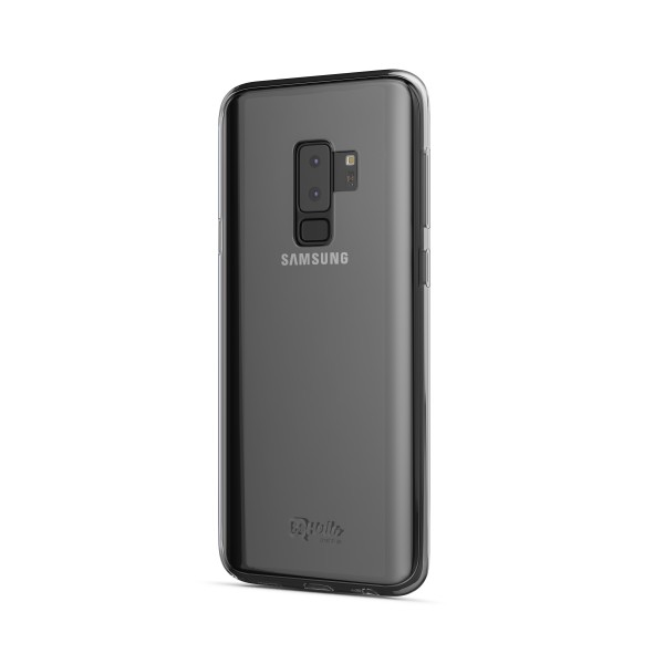 BeHello ThinGel Back Case Transparant voor Samsung Galaxy S9+