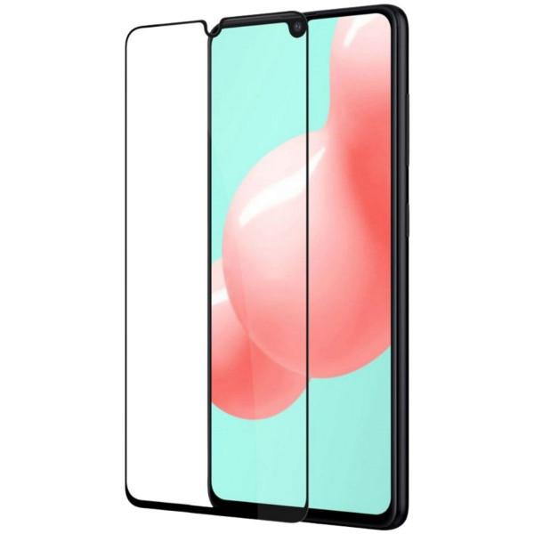 BeHello Samsung Galaxy A41 Screenprotector - High Impact Gehard Glas
