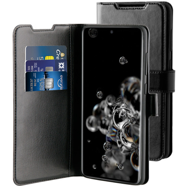 BeHello Samsung Galaxy S20 Ultra Gel Wallet Case Black