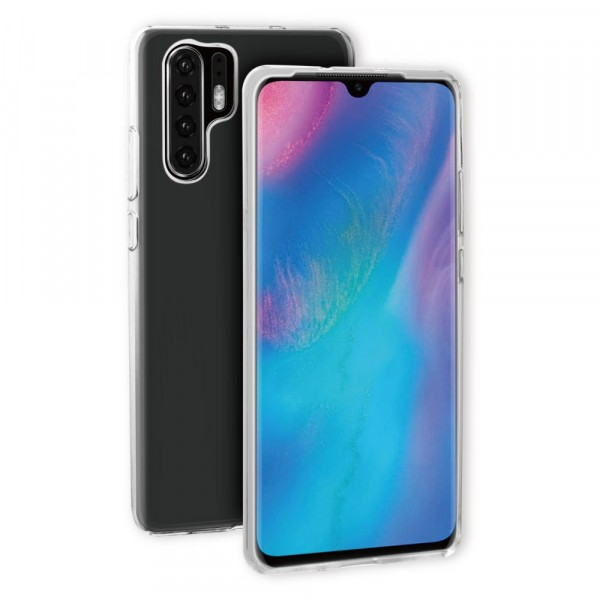 BeHello Huawei P30 Pro Gel Case Clear Transparant