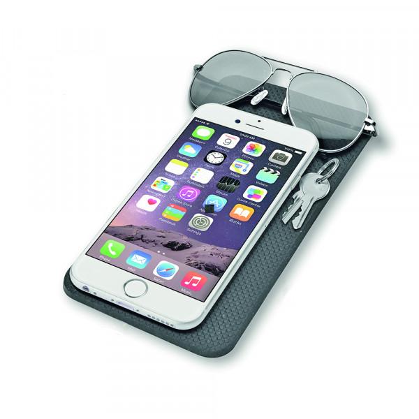 BeHello Telefoonhouder - Dashboard Auto - Anti-Slip Mat - Zwart