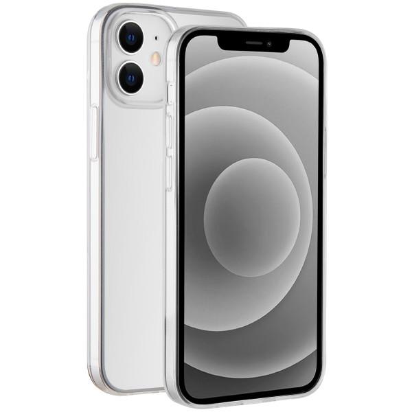BeHello iPhone 12 mini ThinGel Case Transparant