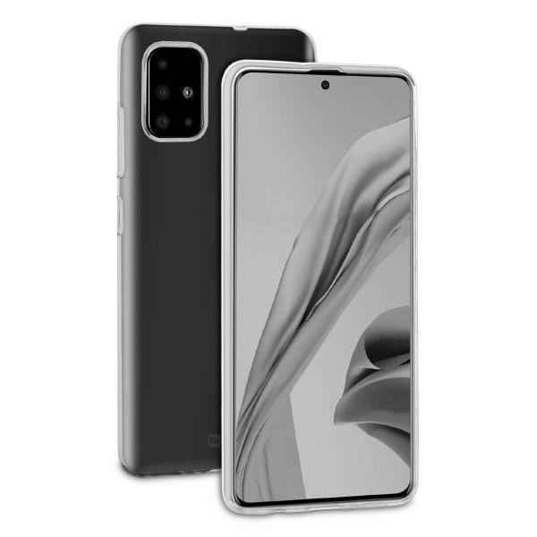 BeHello Samsung Galaxy A51 ThinGel Siliconen Hoesje - Transparant