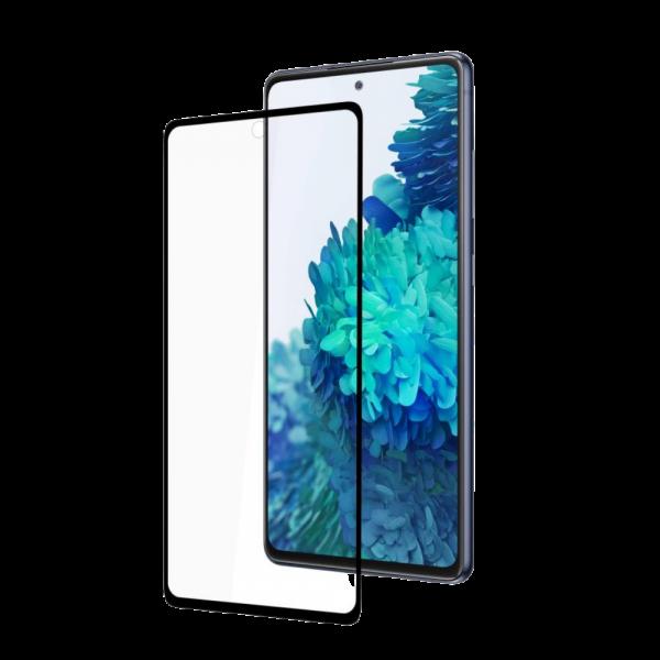 BeHello Samsung Galaxy S20 FE Screenprotector - High Impact Gehard Glas