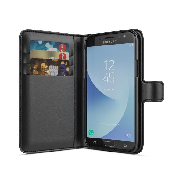 BeHello Samsung Galaxy J5 2017 Wallet Case Black