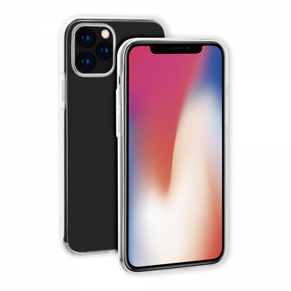BeHello iPhone 11 Pro ThinGel Siliconen Hoesje Transparant