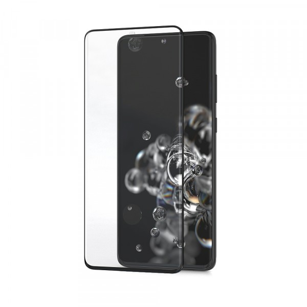 BeHello Samsung Galaxy S20 Ultra Screenprotector - High Impact Gehard Glas