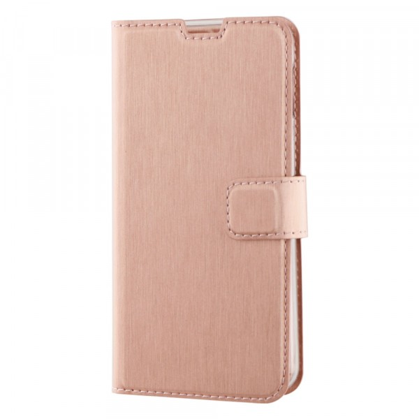 BeHello Gel Wallet Case Rose Gold voor deSamsung Galaxy S10e