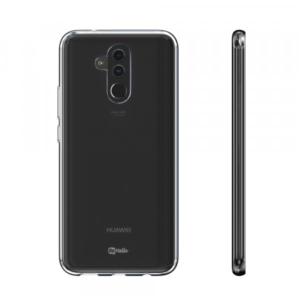 BeHello Thingel Case Clear Transparant voor Huawei Mate 20 Lite