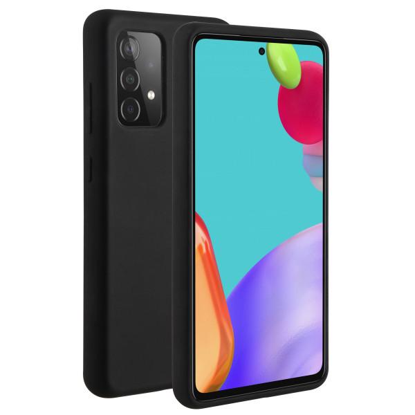 BeHello Samsung Galaxy A52 Liquid Silicone Case Black