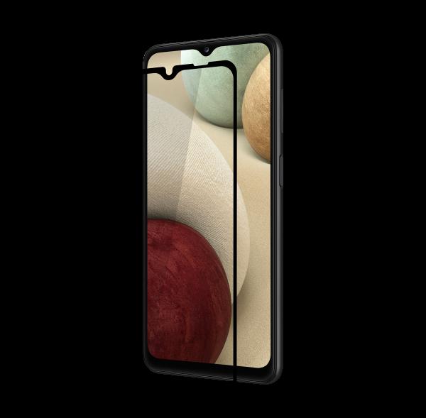 BeHello Samsung Galaxy A12 High Impact Glass Screen (AP) Anti-Bacterial