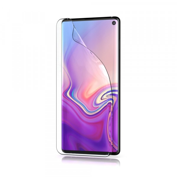 BeHello Samsung Galaxy S10 Screen Protector Anti-Fingerpint Glossy