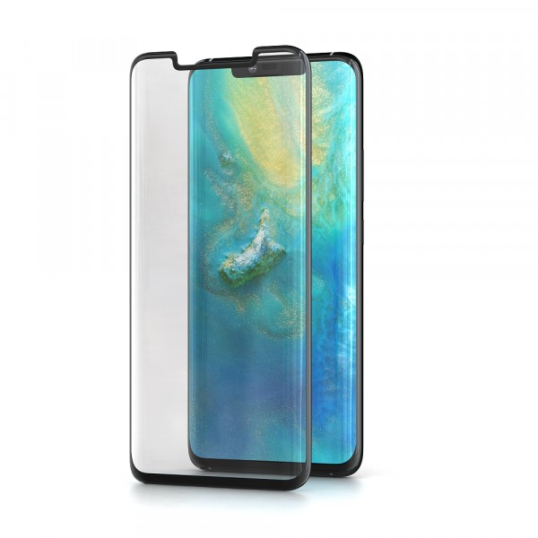 BeHello Huawei Mate 20 Pro Screenprotector Tempered Glass - High Impact Glass