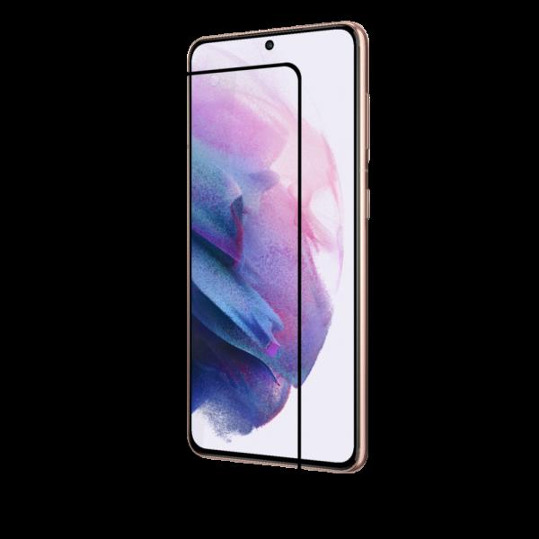 BeHello Samsung Galaxy S21+ Screenprotector Antibacterieel High Impact Glass