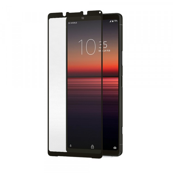 BeHello Sony Xperia 1 II Screenprotector High Impact Glass
