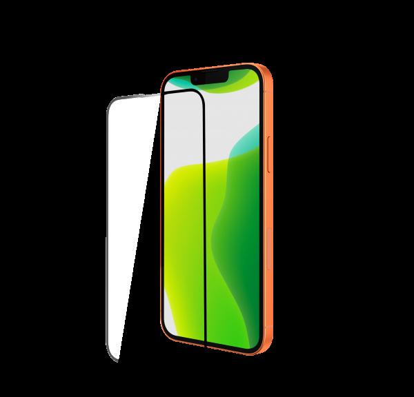 BeHello iPhone 13 mini High Impact Glass Screenprotector Anti-Bacterial