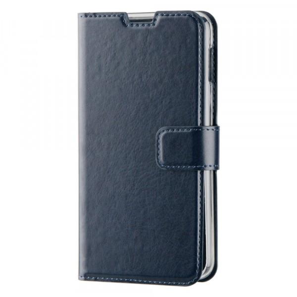 BeHello Samsung Galaxy S10E Hoesje - Gel Wallet Case Met Ruimte Voor 3 Pasjes Blauw