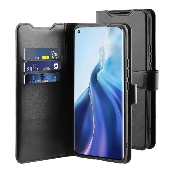 BeHello Xiaomi Mi 11 Gel Wallet Case Black