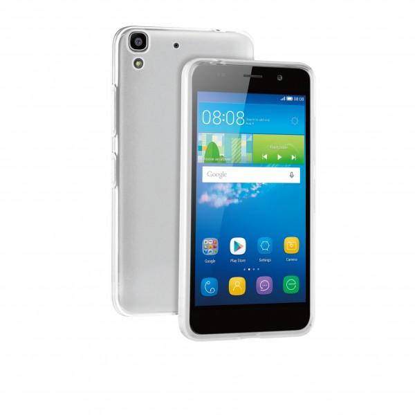 BeHello Huawei Y6 Gel Case Transparent