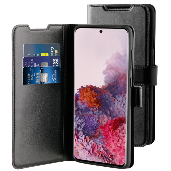 BeHello Samsung Galaxy S20 Gel Wallet Case Black