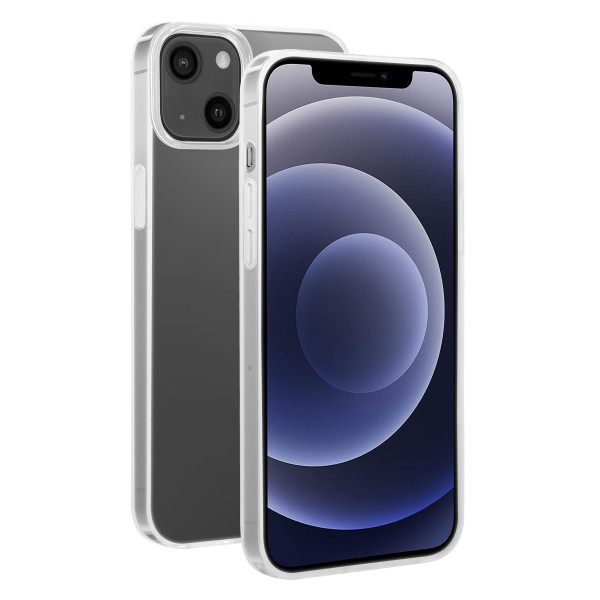 BeHello iPhone 13 mini ThinGel Hoesje Transparant